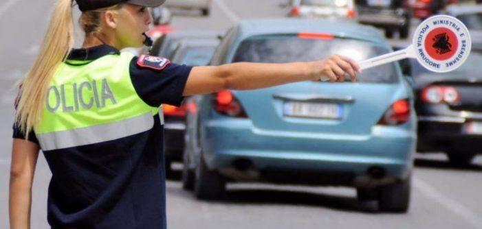 Të dehur në timon, policia arreston tre shoferë (Emrat)