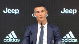 Bëhet prezantimi në Torino, Ronaldo tregon përse braktisi Realin për Juventusin (VIDEO)