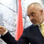 """Rama reagon për Bularatin: Hienat përdhosën flamurin e tyre. Shqipëria nuk """"flliqet"""" nga ca të pagdhendur, që jetojnë si hiena e kendojnë si korba"""