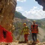 Hapet tuneli në Rrugën e Arbërit, në vjeshtë nisin punimet për Rrugën Kardhiq-Delvinë (FOTO)
