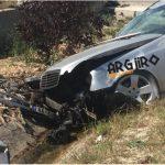 Policia e Gjirokastrës jep detaje për aksidentin e rëndë te Ura e Kardhiqit: Në makinë ishin edhe dy vajzat e mitura