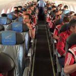 Incident me kombëtaren shqiptare, ja çfarë i ka ndodhur në aeroportin e Rinasit