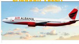 Plas humori në rrjet me avionin e 'Air Albania': Lasgush vëlla sa paske ndryshuar….(FOTO)