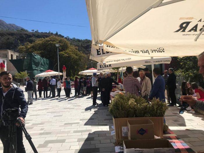 Libohovë, organizohet panairi për agroturizmin (FOTO)