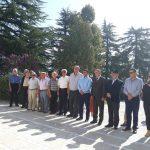 Gjirokastër, përkujtohet 74 Vjetori i Çlirimit. Zbulohet pse kryebashkiakja Zamira Rami nuk ishte në homazhe (FOTO)