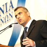 Kalimi i çamëve në koalicionin opozitar, OMONIA reagon ashpër. Thirrje për Vangjel Dulen të largohet nga Basha