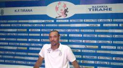 Trajneri i Tiranës kërkon fitoren me çdo kusht ndaj Luftëtarit