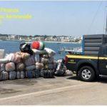 Droga s'ka të sosur, kapen 2 ton hashash në Itali. Ishte trafikuar nga Shqipëria