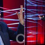 'Dil jashtë thyej qafën', Panajot Barka Barka nga Dropulli largohet nga studio pas sherrit me Ngjelën (VIDEO)