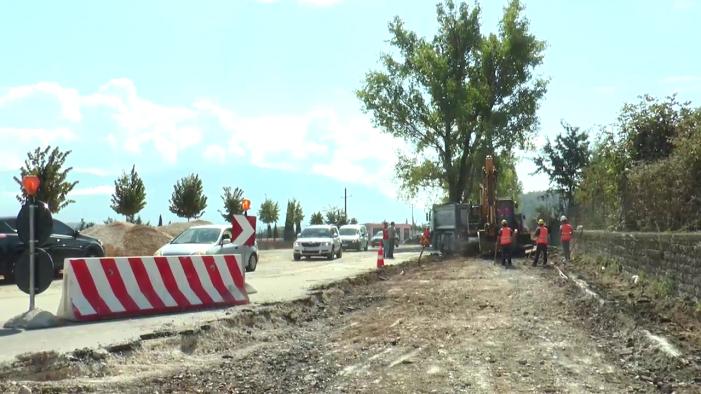 Gjirokastër, 1 milion Euro për 3.5 km rrugë