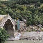 Përmet, restaurohet Ura e Katiut, monumenti i veçantë që daton prej vitit 1700