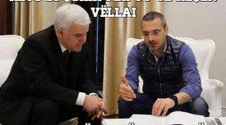 Plas gallata në rrjet, humor i zi me largimin e Fatmir Xhafajt (FOTO)