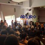 Viti i ri akademik në Gjirokastër, urojnë deputetët. Kryetari i PD-së e 'ngatërron' me vitin shkollor