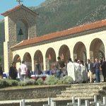 Këlcyrë, ceremoni mortore për ushtarët grekë (FOTO)