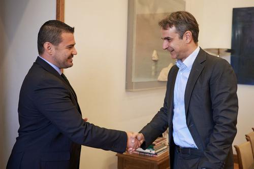 Kryetari i 'OMONIA-s' takon liderin e opozitës greke. Mitsotakis 'kërcënon' Shqipërinë: S'ka integrim në BE pa respektuar minoritetin