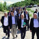 PD: Nga Gjirokastra u nisën 200 protestues