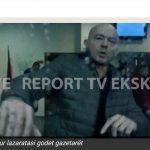 SKANDAL/ Lazaratasit godasin gazetarët në gjykatë, policia bën sehir (VIDEO)