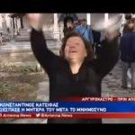 Nëna e Kacifas: Djali im hero i Vorio Epirit. Ma vranë budallenjtë shqiptarë (VIDEO)