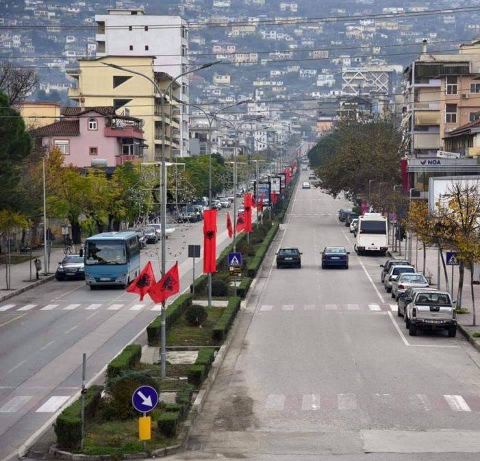 Gjirokastër, aksident te 'Ura e Lumit'
