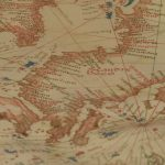 Zbulohet harta e rrallë e vitit 1455, Ballkani quhej Skanderbeg