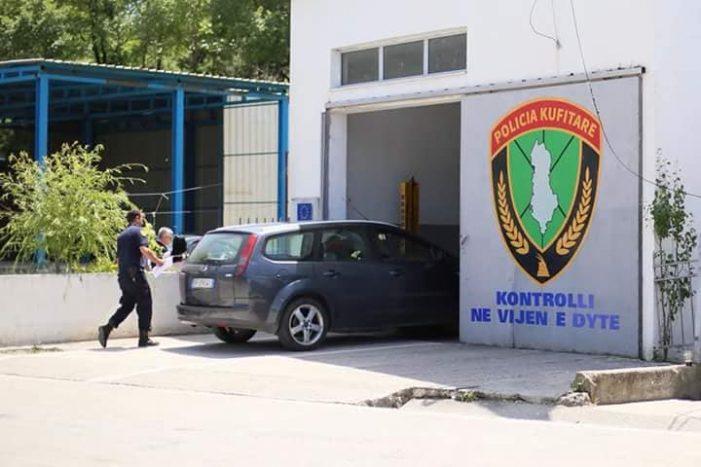 Arrestohet në Kakavijë një person i shpallur në kërkim për vrasje