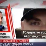 Gazetari nga Gjirokastra flet për mediat greke: Kacifas ishte hero, Rama është i çmendur. Në Shqipëri kanë mbetur vetëm njerëzit e edukuar keq (VIDEO)