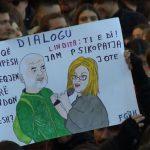 Mbyllet protesta e studentëve, por do të rikthehen në janar më fuqishëm