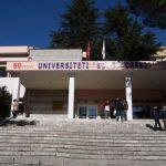 Gjirokastër, 12 vende të lira pune në Universitetin 'Eqrem Çabej'
