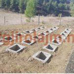 Këlcyrë, nis ndërtimi i varrezës së re për ushtarët grekë