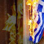 Të dyzetat e Kacifasit/ Çmenden grekët, shqiptarët po na djegin flamurin