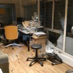 Alarm në Greqi, televizionit grek i vënë bombë (VIDEO)