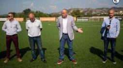 Ndeshja në Gjirokastër, Gjici i pakënaqur me ekipin, mbledhje për 40 minuta