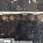 Përçahet protesta e studentëve/ Bëhet thirrje për zhvendosje te kryeministria