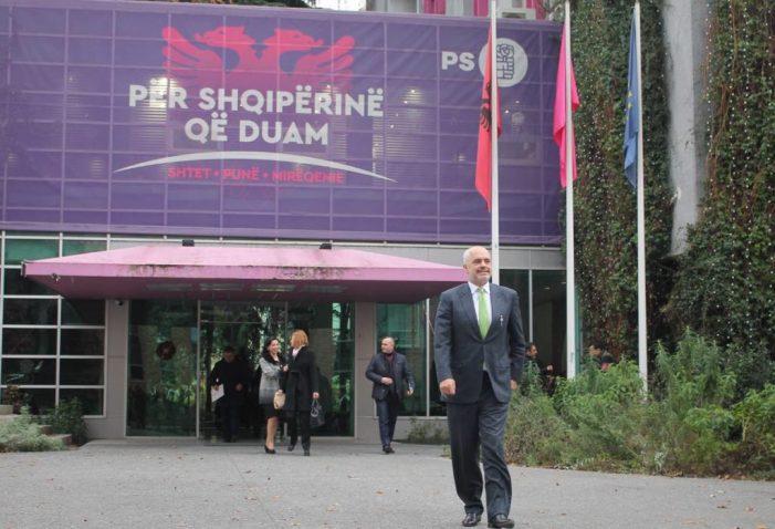 Ndryshimet në PS për fushatën elektorale, ja kush vjen në krye të qarkut Gjirokastër