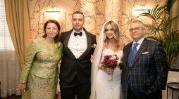 Krushqi politike? Djali i Bashkim Finos martohet me vajzën e…