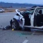 Detaje nga aksidenti me 5 të plagosur, si u godit makina e policit nga Gjirokastra