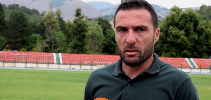 Humbi ndeshjen me Luftëtarin, dorëhiqet trajneri i Skënderbeut