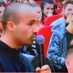 Studenti 'gozhdon' Ramën: Jeni bërë bajat mo vëlla, po na nxisni të largohemi nga Shqipëria