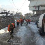 Emergjenca nga dëbora në Gjirokastër, ja zonat ku ka ende probleme