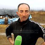 Gjirokastër, flet bariu nga Golemi që ngeli i izoluar në Dropull: Jam në mëshirë të fatit, askush s'më ndihmoi (VIDEO)