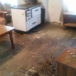 Tërmeti 4.7 ballë, shihni si është dëmtuar kjo shtëpi
