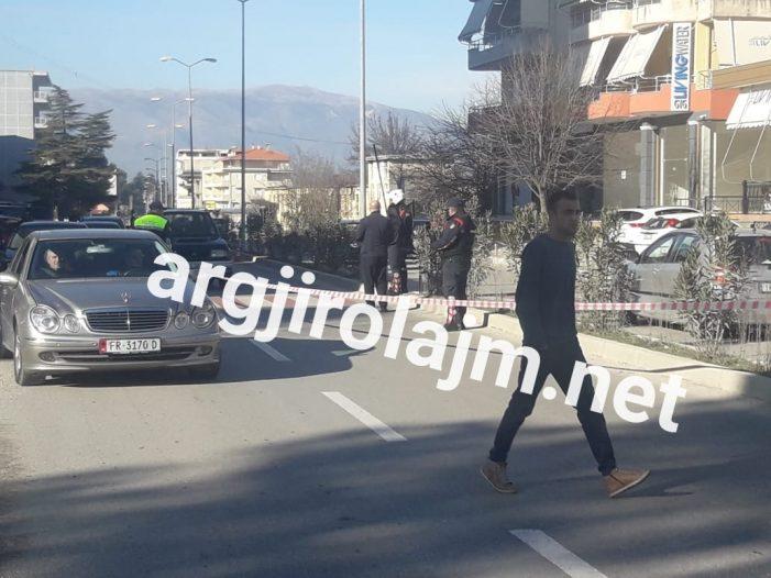 Aksidenti në Gjirokastër, ja si është gjendja e 60-vjeçarit të plagosur