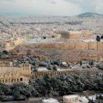 Dëbora mbulon Greqinë, izolohet një familje shqiptare. Trashësia e dëborës mbi 1 metër