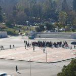 Drejt mbylljes protesta studentore në Tiranë, shihni sa pak kishin dalë sot në shesh (FOTO)