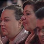Gratë e LSI-së ia plasin të qarit pas fjalimit të Monës