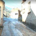 Kalldrëmet e Gjirokastrës si pista patinazhi