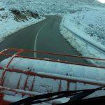 Nesër dëborë dhe ngrica, ARRSH ka një  paralajmërim për shoferët