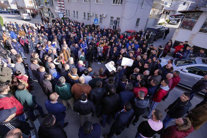 Basha në Gjirokastër, fotot që (s)keni parë