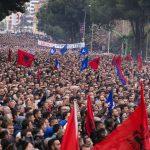 PD nxjerr shifrat e para të protestuesve që u nisën drejt Tiranës