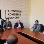 Çuçi prezanton drejtorin e ri të AKU-së, pritet 'furtunë' edhe tek drejtoritë në rrethe (FOTO)
